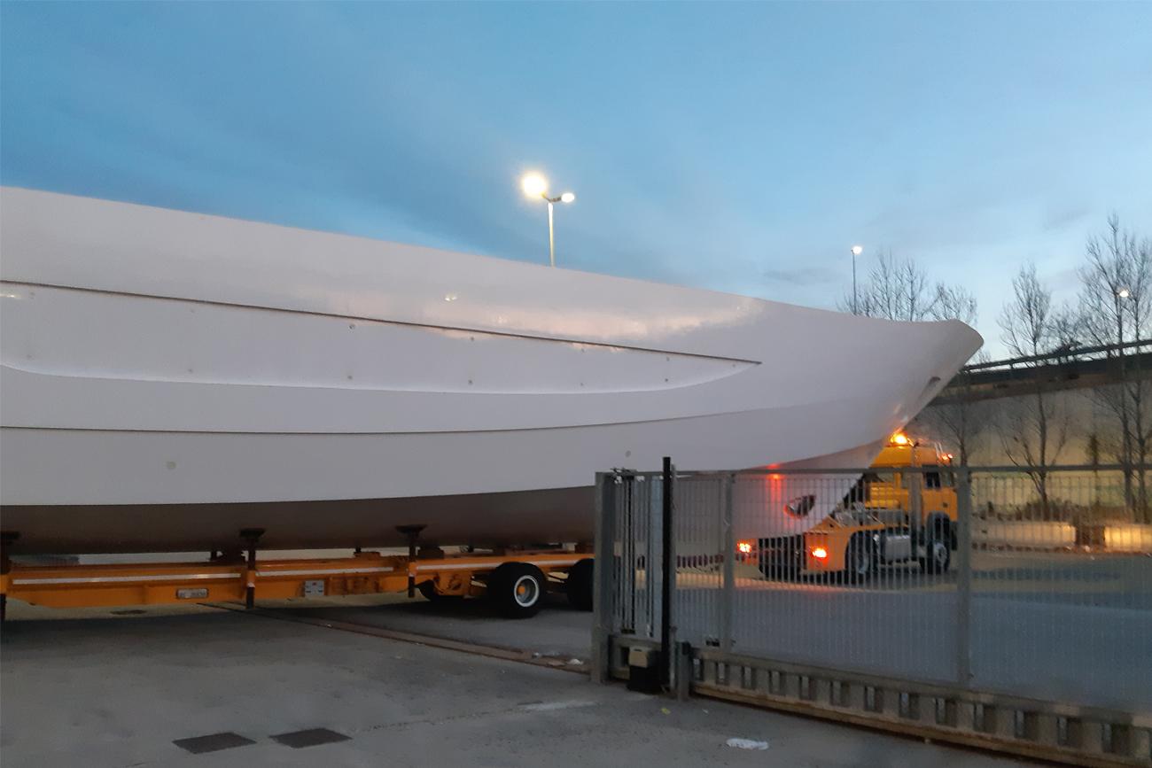 Amer Yachts Cento