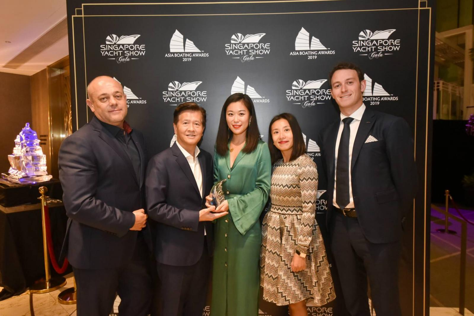 Azimut Yachts Asia Boating Awards