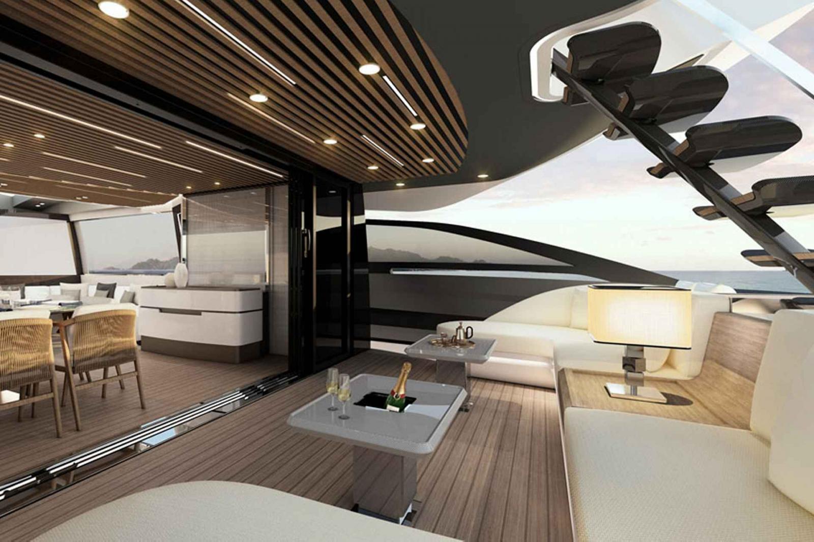 Azimut Yacht Grande S10