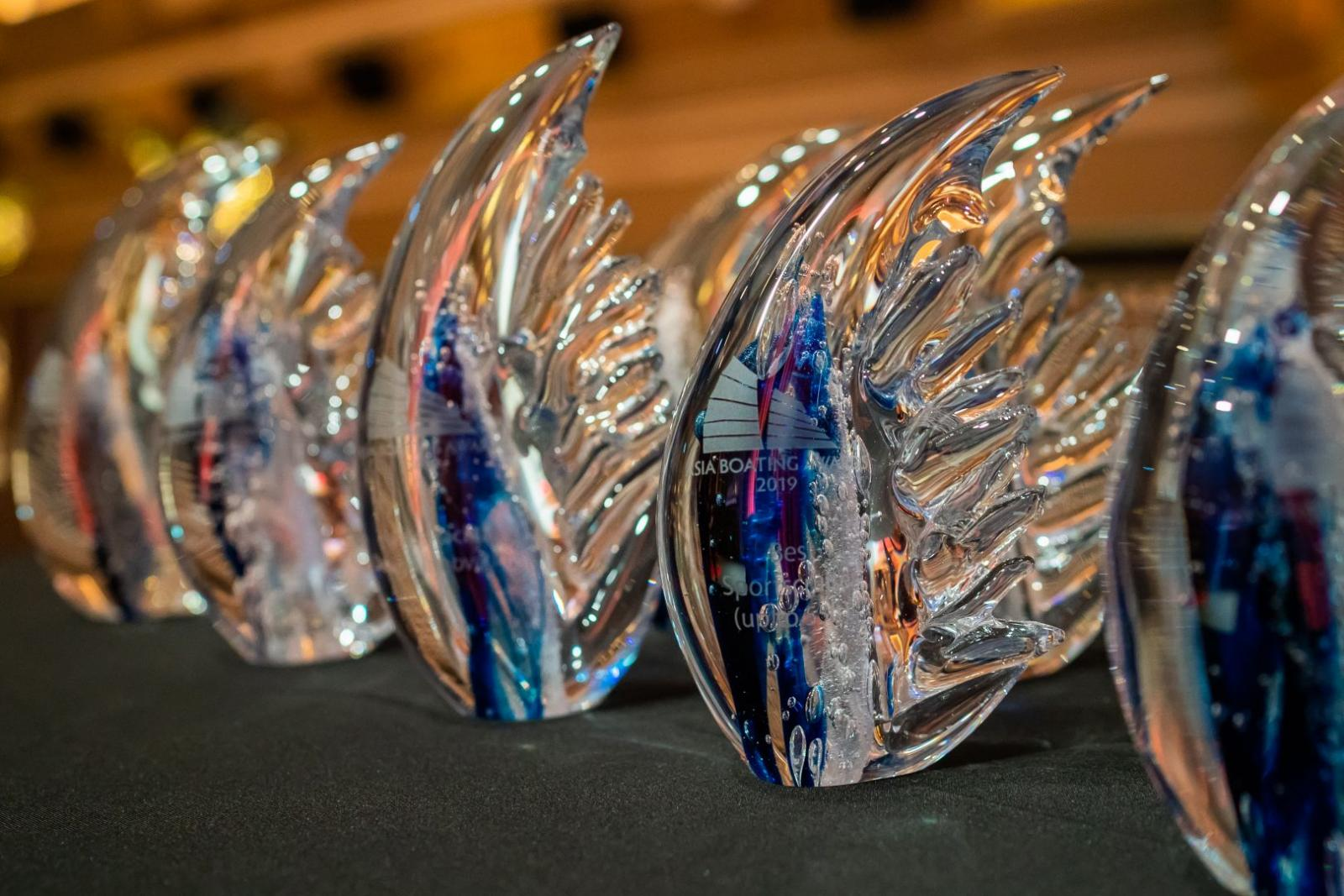 Benetti Megayacht Spectre Award