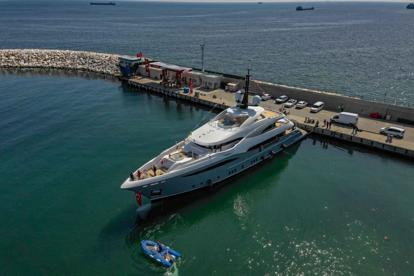 Bilgin Yacht 156