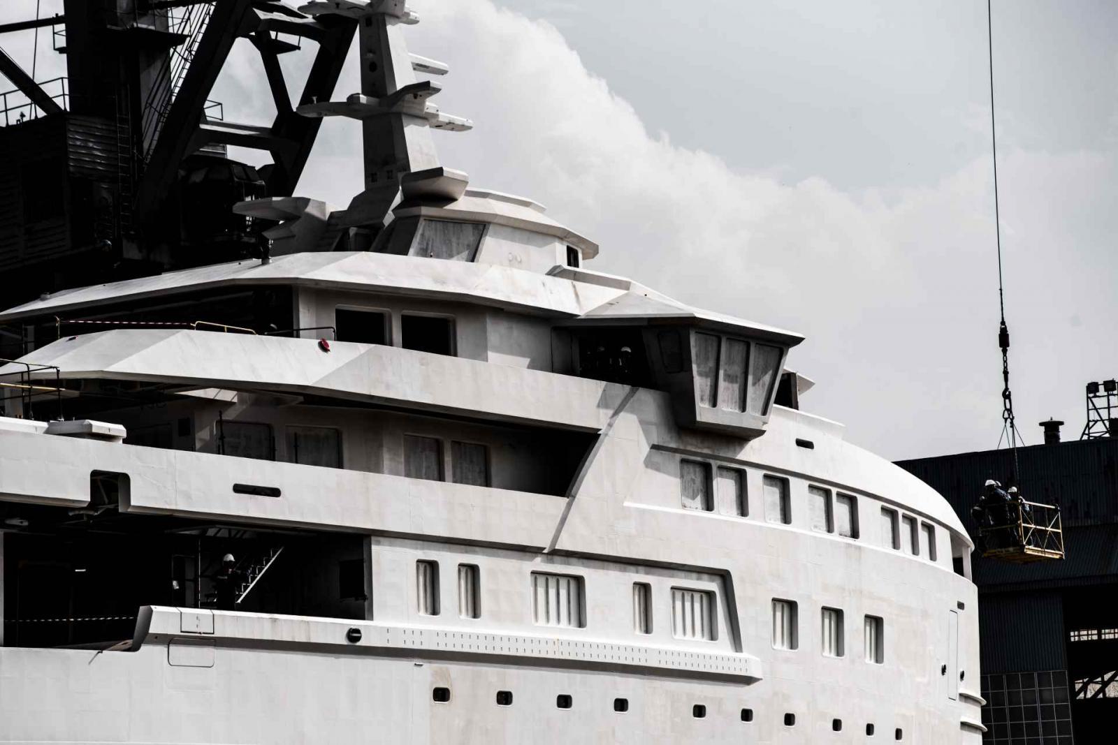 Damen La Datcha Yacht Seaxplorer 77