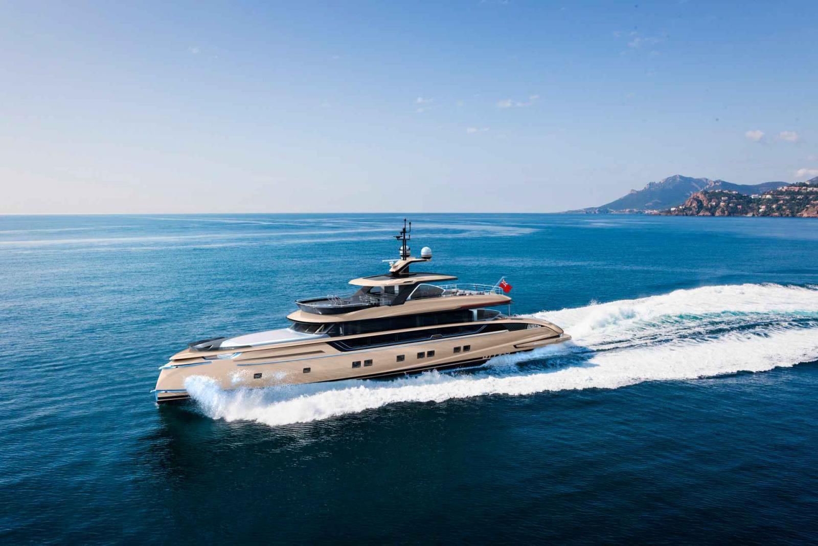 Dynamiq Yacht GTT 135 Carat Edition