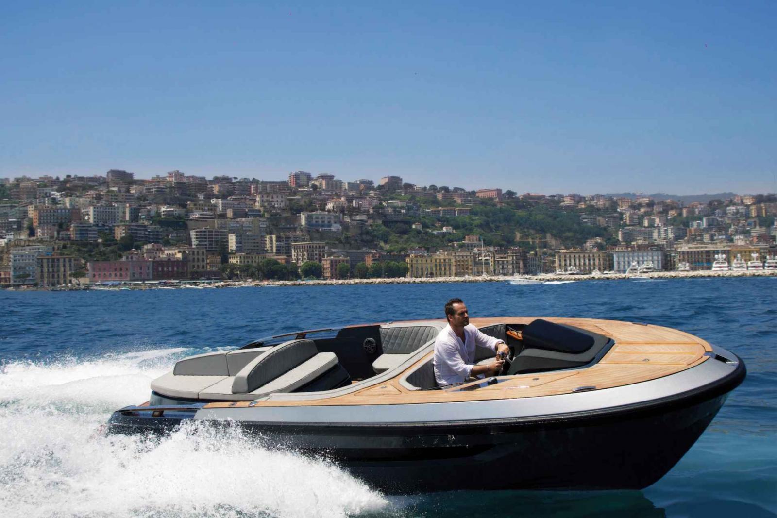 Evo Tender Boat T2