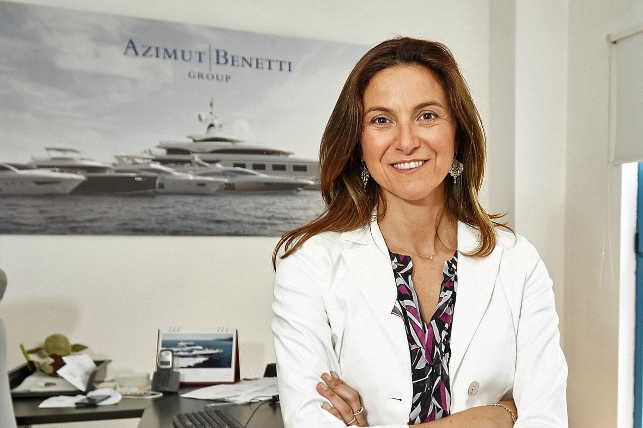 Giovanna Vitelli Vice President AB Group