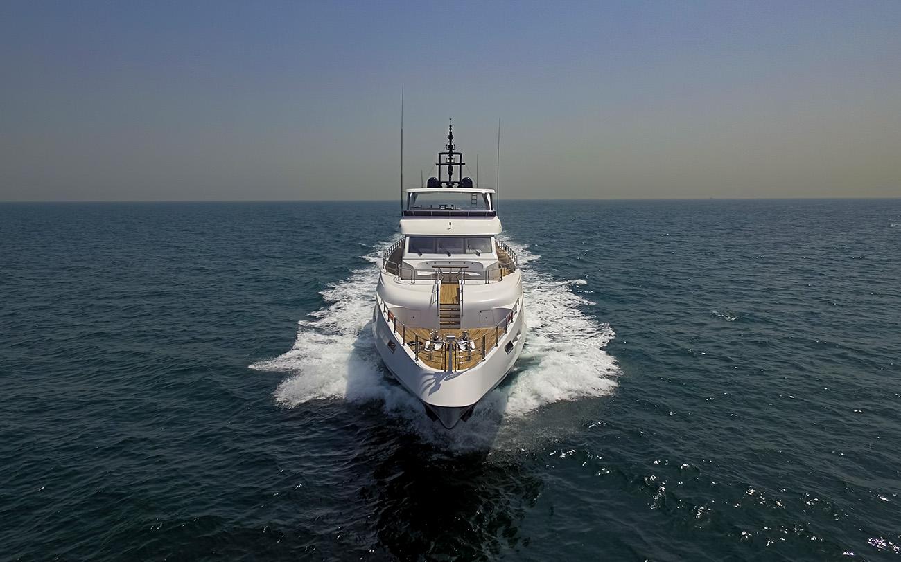 Gulf Craft - Majesty 125