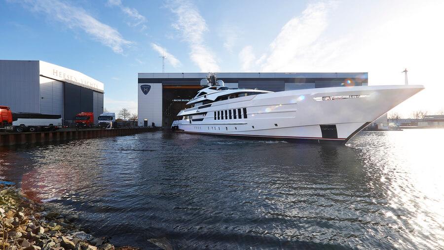 Heesen Yacht Vida
