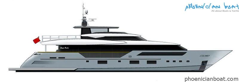 HeySea Yachts Asteria 126