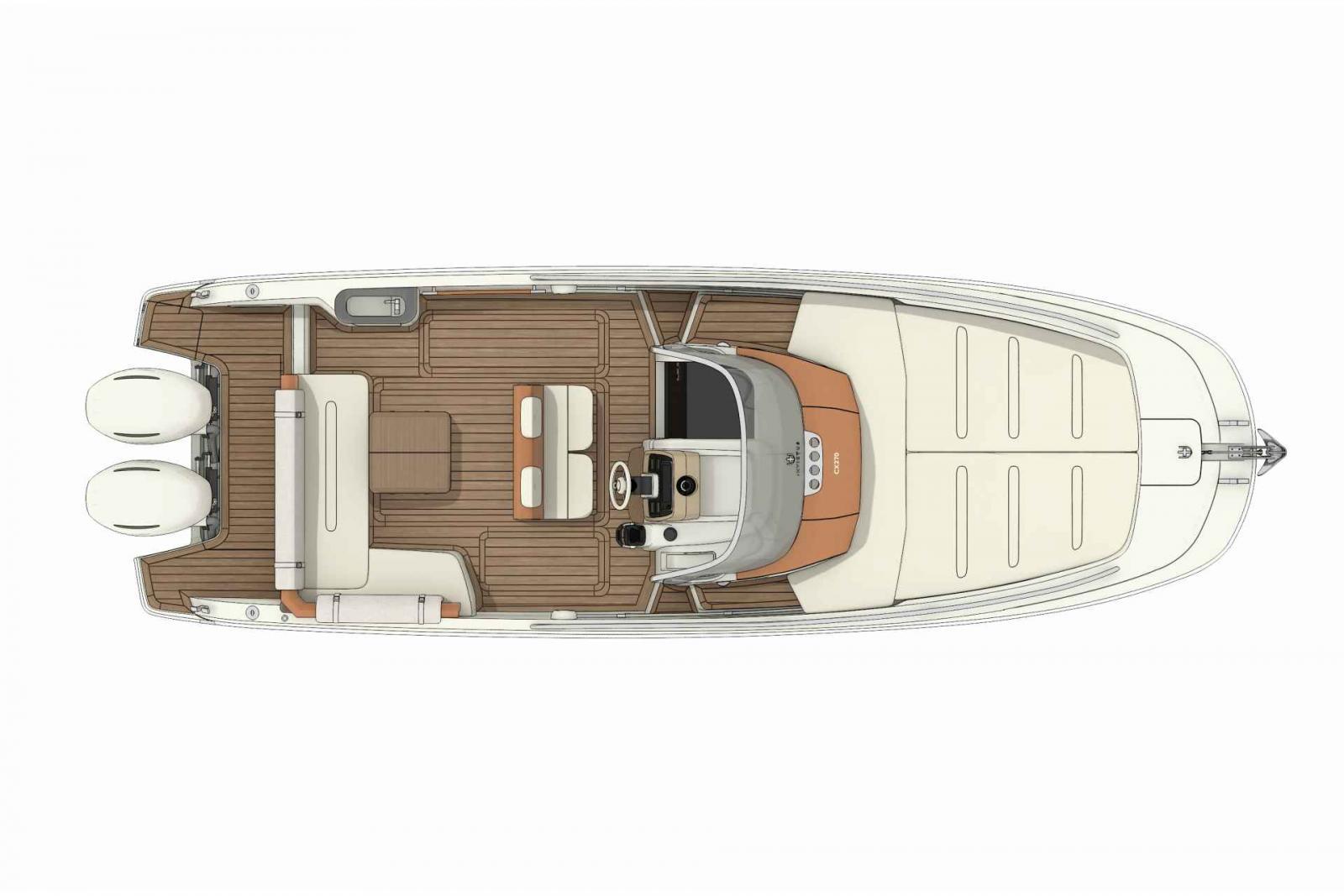 Invictus Boat CX270