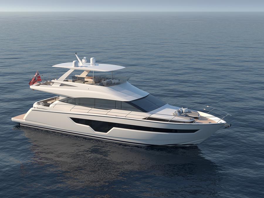 Johnson Yacht 70