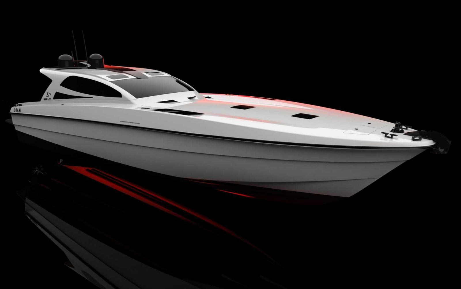 Otam Yacht Hard Top 65