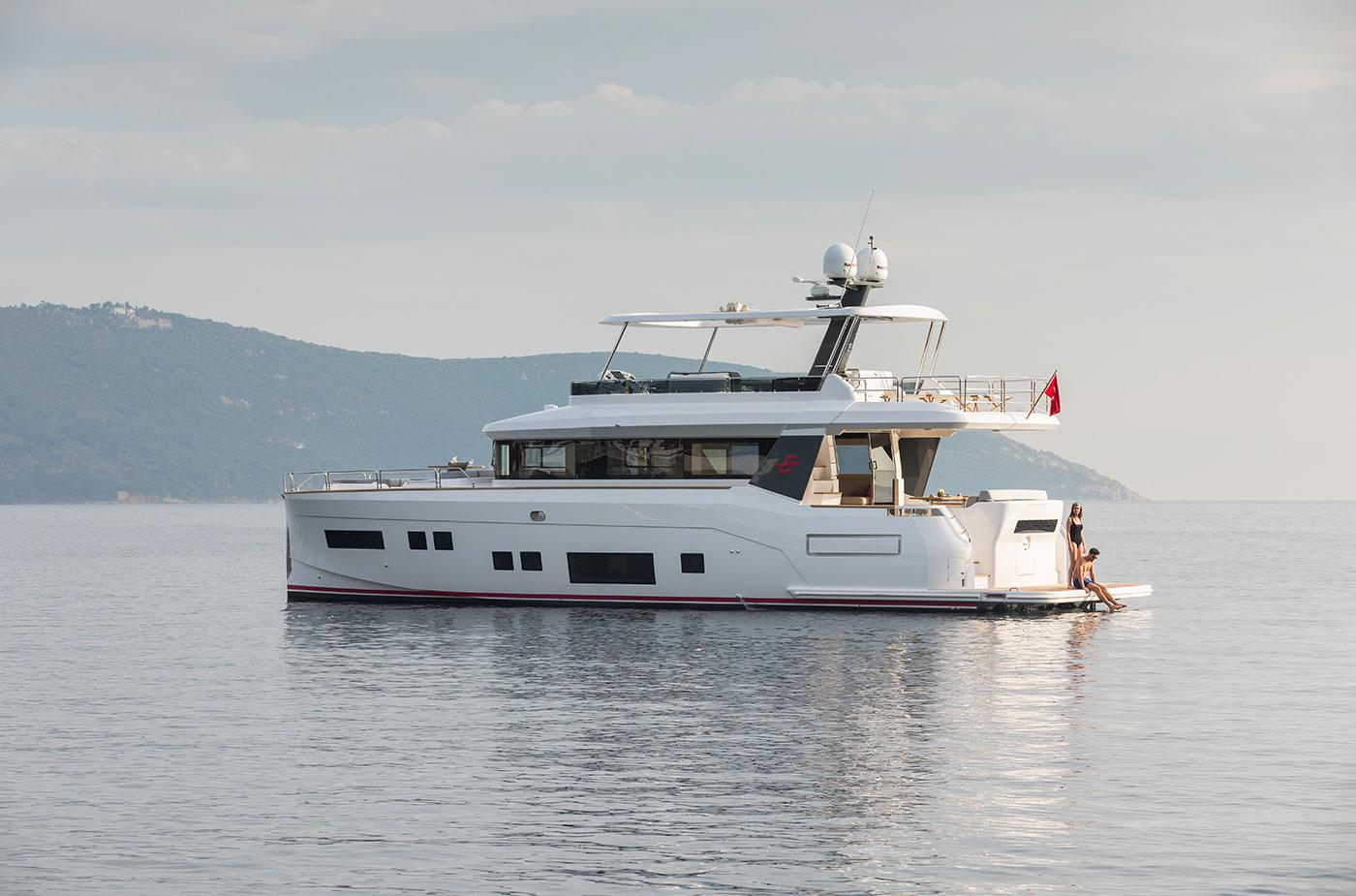 Sirena Marine Sirena 64