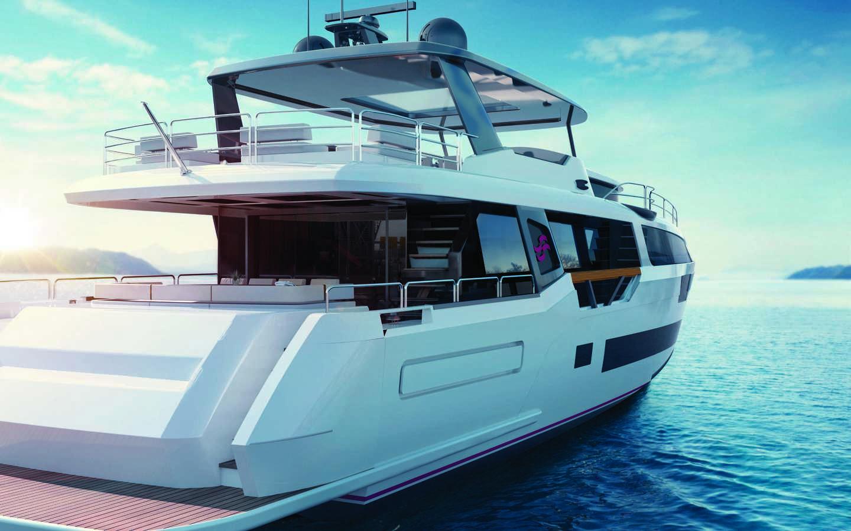Sirena Yacht 88