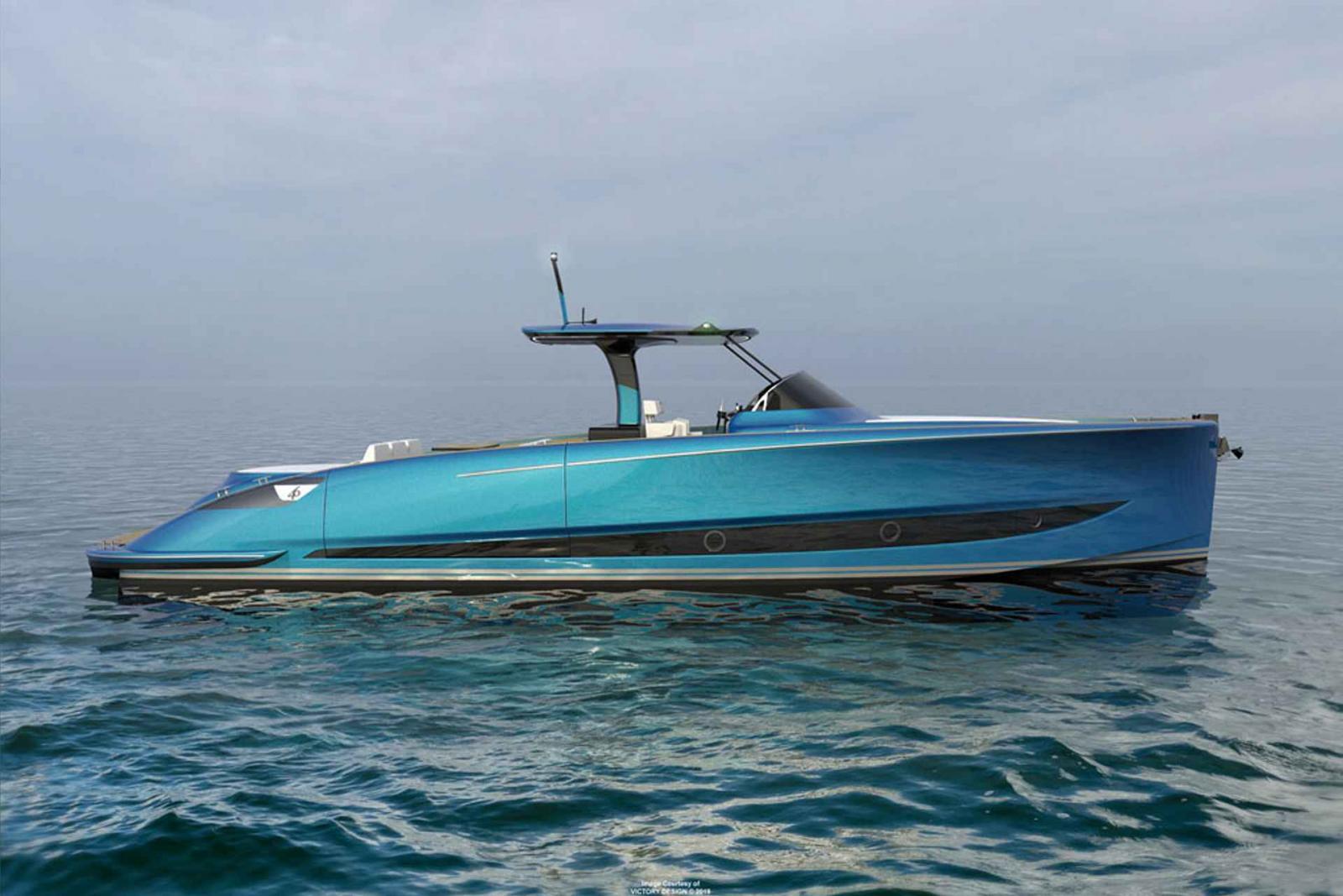 Solaris Boat 48
