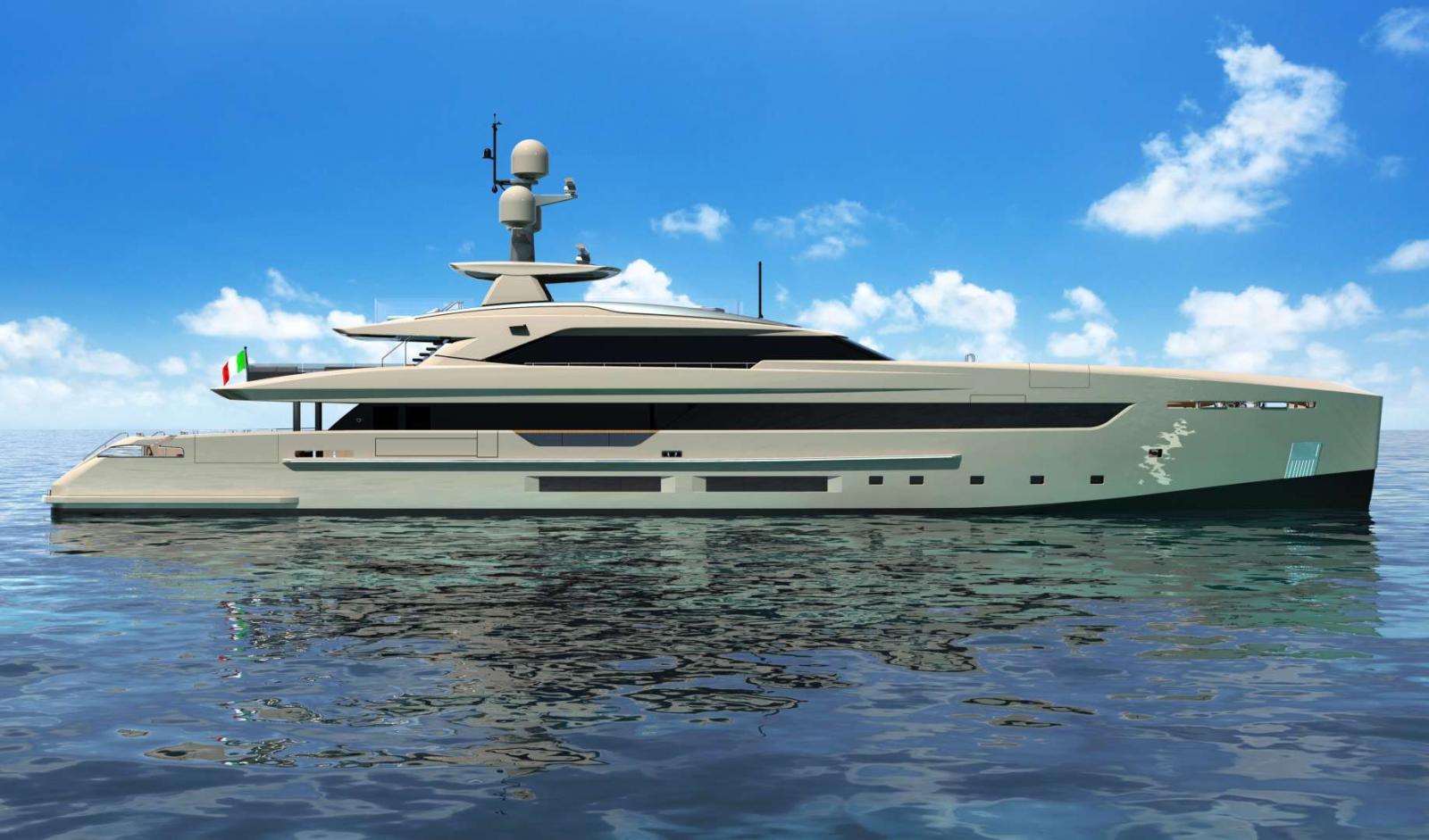 Tankoa Yachts S502 Elettra
