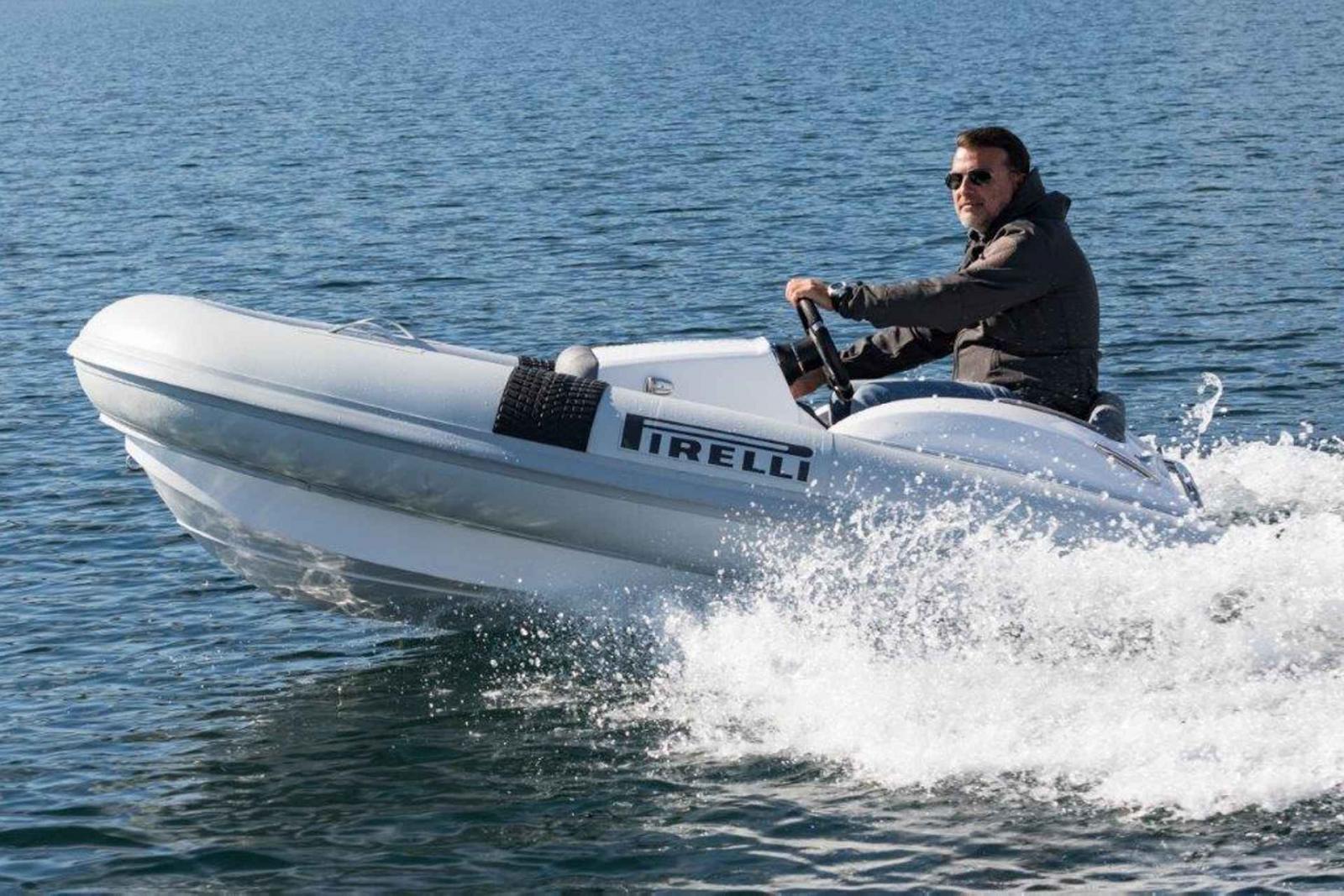 TecnoRib Boat