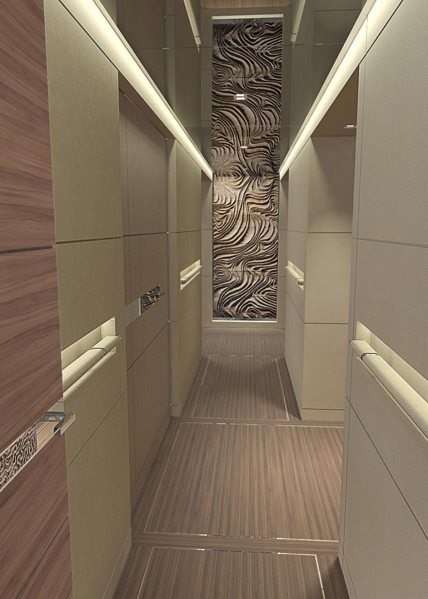 Darnet Design Reveals First Interior Renderings of 64m VSY