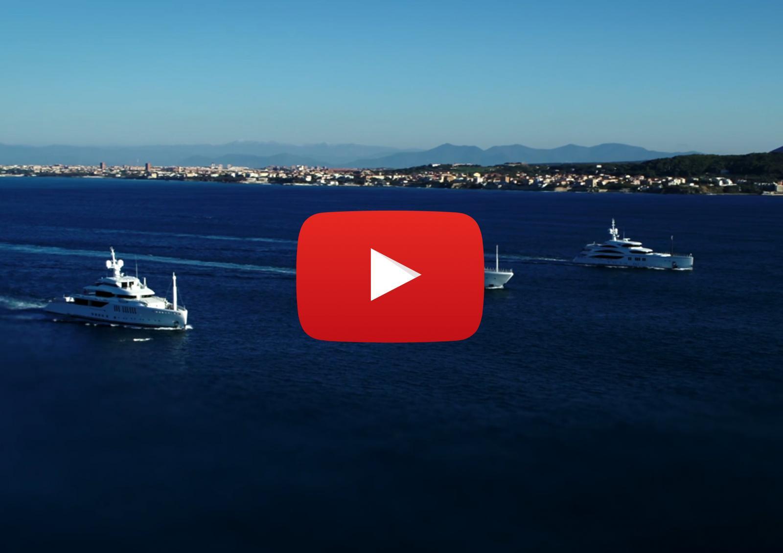 Benetti 3 Megayachts