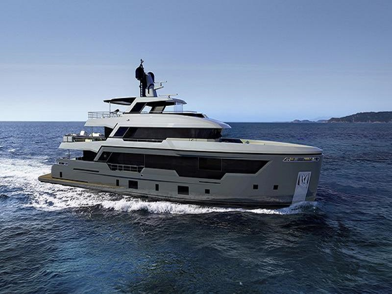 RSY 38m Rosetti superyachts - Yachts News By Phoenician Boat