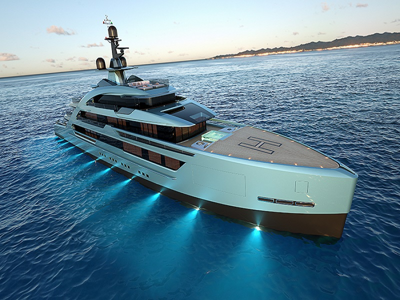 Tankoa's Introdusing The S702 NEXT 70-Phoenician Boat
