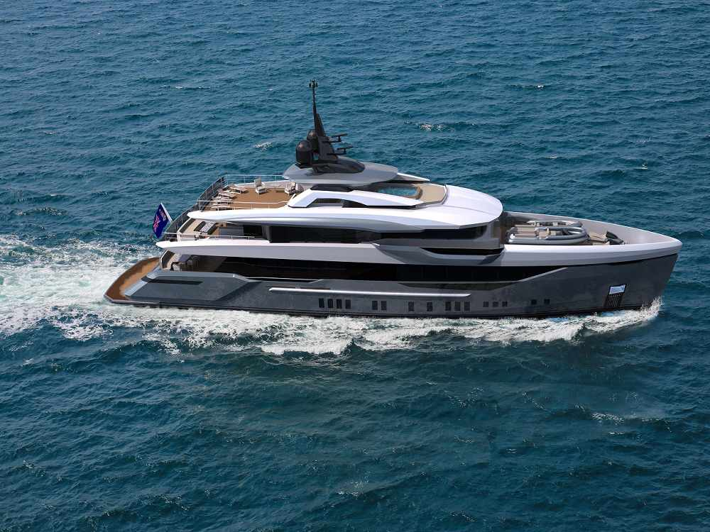 Bilgin Expands its Line With a 50-meter on Spec Project - Yachts news by Phoenician Boat