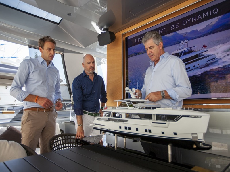Dynamiq Unveils Its Full Global Range At The Monaco Yacht Show