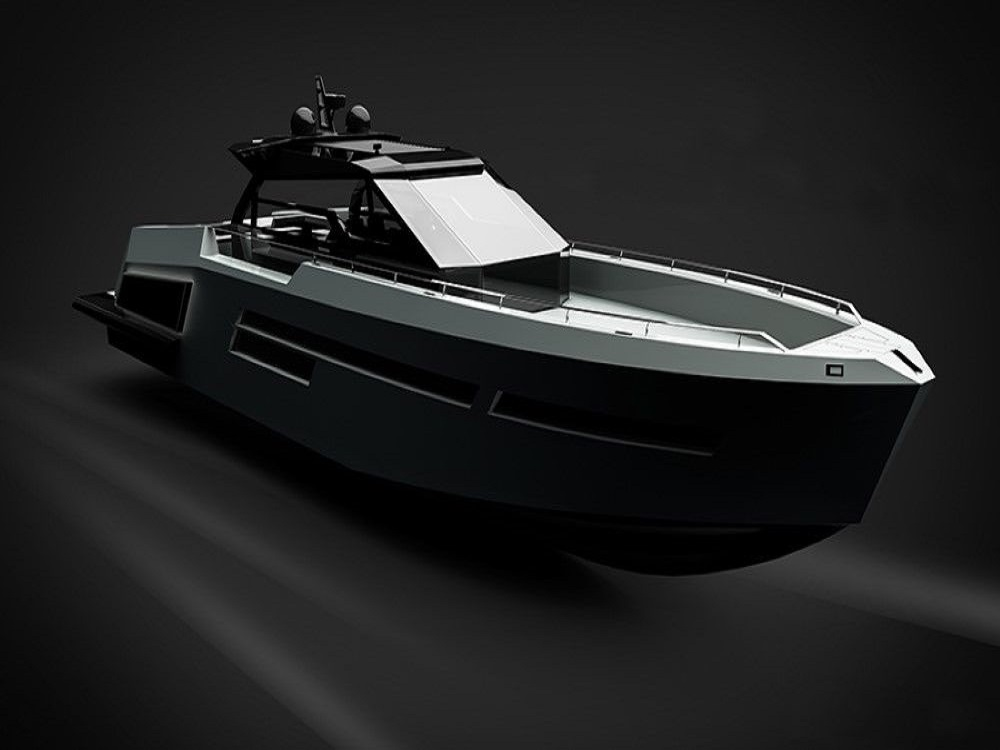 First Mazu 82 Carbon Superyachts News by Phoenician Boat