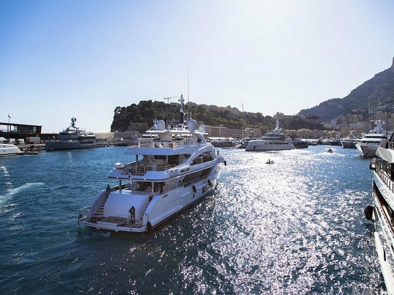 Gulf Craft At The Monaco Yacht Show 2019 - Yachts News by Phoenician Boat