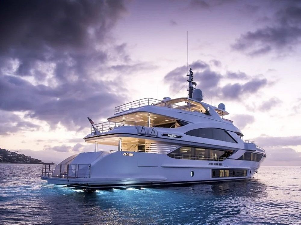 Majesty Yachts Enters the US Market Superyachts News by Phoenician Boat