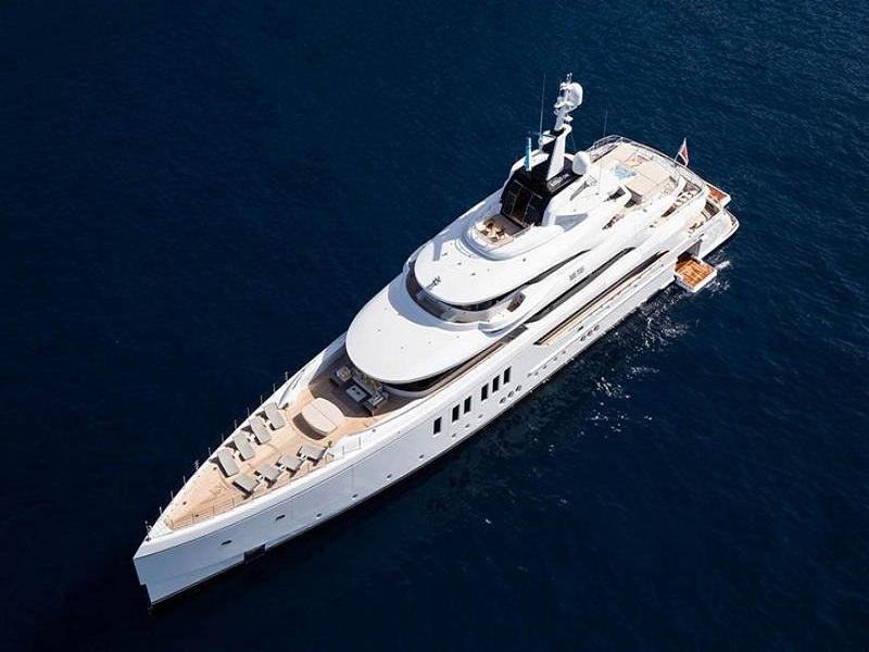 Benetti 63m M/Y METIS aka project FB 276 - Yahcts news by Phoenician Boat