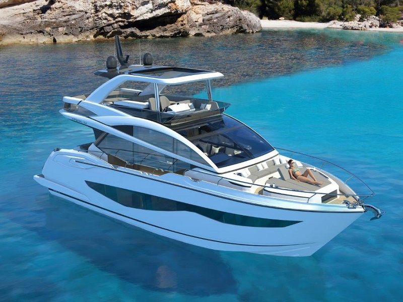 Pearl Yachts Reveal New Pearl 62 Model Under Construction - Phoenician Boat News