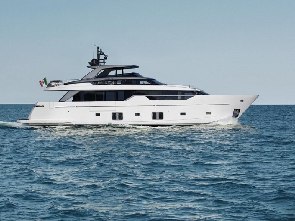 Sanlorenzo SL102 Asymmetric yacht - News by Phoenician Boat