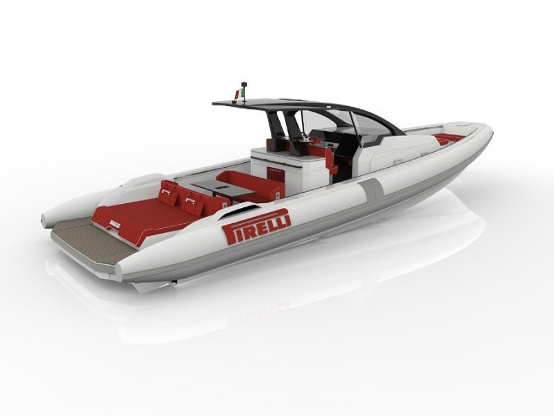 Tecnorib Arrives in Oceania Pirelli 1250 - Yahcts News by Phoencian Boat