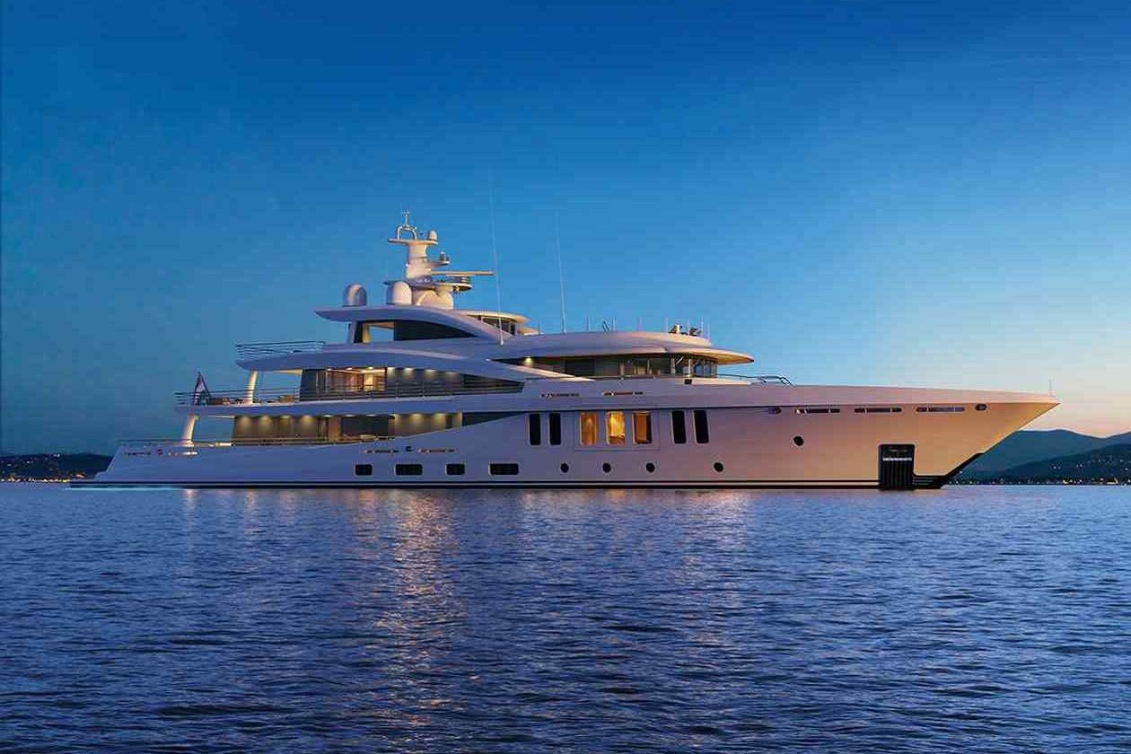 AMELS 200 Yacht Sold - Superyachts Phoenician Boat
