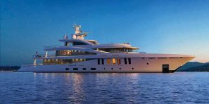 AMELS 200 Yacht Sold