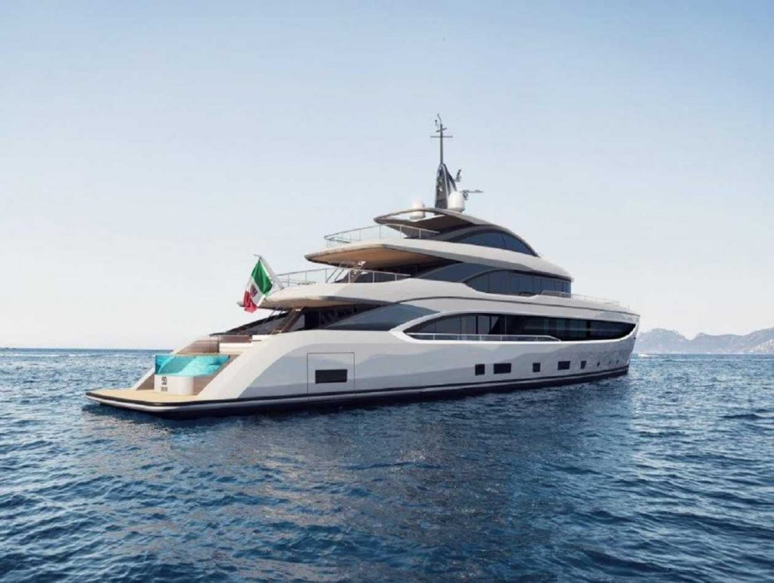 Benetti Sells Another Five Superyachts from 38 to 50 Meters